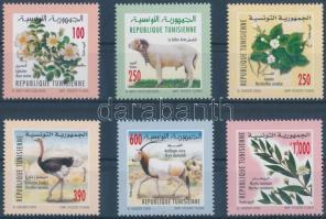 2003 Állatok és növények sor Mi 1570-1575