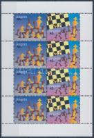 Chess minisheet, Sakk kisív