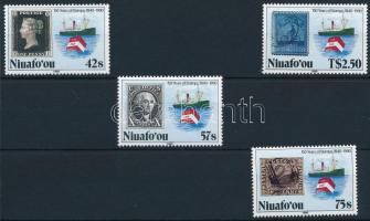 150th anniversary of Stamp, Black Penny anniversary set, 150 éves a bélyeg, Black Penny évforduló sor