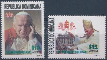 Pope John Paul II. set II. János Pál pápa sor
