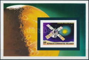 1976 Viking űrszonda a Marson vágott blokk Mi 15