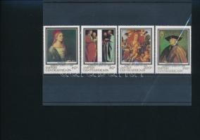 Dürer Paintings set, Dürer festmények sor
