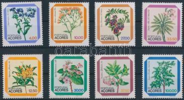 1982-1983 Flowers 2 diff set, 1982-1983 Virágok 2 klf sor
