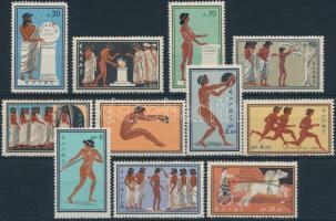 Summer Olympics: Rome set, Nyári Olimpia: Róma sor