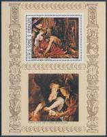 Rubens paintings Easter block, Rubens festmény: Húsvét blokk