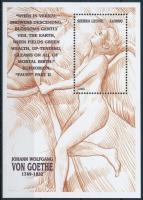 Goethe block Goethe blokk