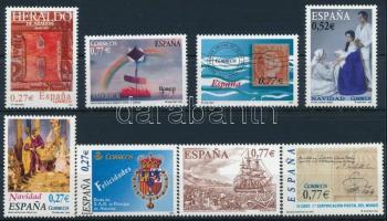 8 stamps 8 klf bélyeg