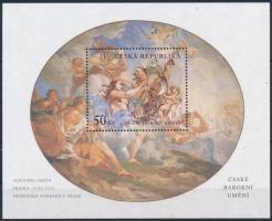Baroque art: Paintings block, Barokk művészet; Festmény blokk