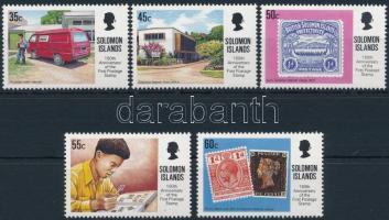 150th anniversary of stamp set 150 éves a bélyeg sor