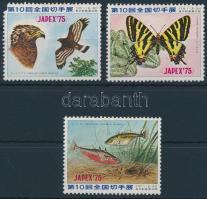 Japex bélyegkiállítás 3 db levélzáró