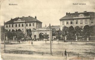 Miskolc, Rudolf laktanya (EK)