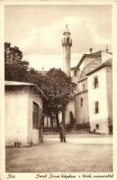 Pécs, Szent János kápolna, Török minaret