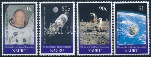 30 éve járt az első ember a Holdon sor, 30th anniversary of First man on the Moon set