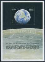 30th anniversary of First man on the Moon block, 30 éve járt az első ember a Holdon blokk