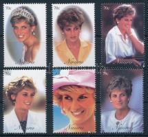 Anniversary of Princess Diana's death set, Diana hercegnő halálának évfordulója sor