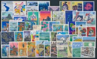 54 stamps 54 klf bélyeg, közte sorok, párok