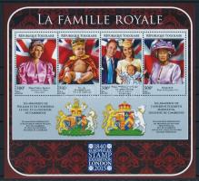 International Stamp Exhibition, London mini sheet Nemzetközi bélyegkiállítás, London kisív