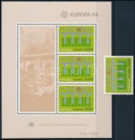 Europa CEPT + block, Europa CEPT + blokk