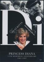 Princess Diana block, Diana hercegnő halálának 15. évfordulója blokk