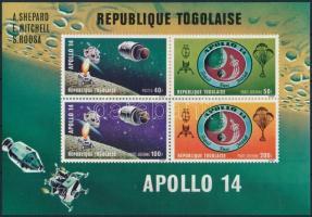 Space Research Apollo 14 block Űrkutatás: Apolló 14 blokk