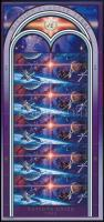 1992 Űrkutatás kisív Mi 219-220