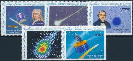 Halley comet Halley-üstökös sor