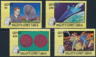 Halley's Comet (I). set, Halley-üstökös (I). sor