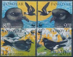 WWF Birds set WWF: Madarak sor