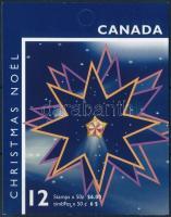 Christmas cribs stamp booklet, Karácsonyi jászol bélyegfüzet