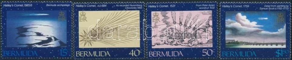 Halley's Comet set Halley-üstökös sor