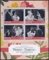 Princess Charlotte mini sheet, Charlotte hercegnő születése kisív