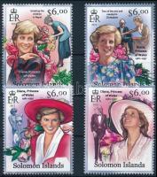 Princess Diana's 15th death anniversary set Diana hercegnő halálának 15. évfordulója sor