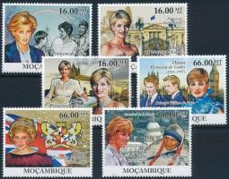 50th anniversary of Princess Diana's birth set, Diana hercegnő születésének 50. évfordulója sor