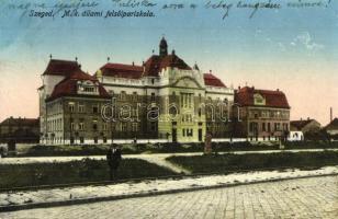 Szeged, M. kir. állami felső ipariskola