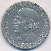 Szlovákia 1939. 5K Ni T:2,2- karc, ph. Slovakia 1939. 5 Korun Ni C:XF,VF scratched, edge error Krause KM#2