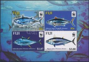 WWF Tuna block, WWF: Tonhalak blokk