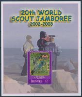 20.  International Scout Meeting block 20. Nemzetközi cserkésztalálkozó blokk