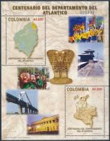 Centenary of the Government of Atlantico block, 100 éves Atlantico kormánya blokk
