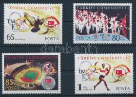 Centenary of National Olympic Association set 100 éves a Nemzeti Olimpiai Bizottság sor