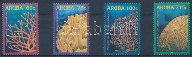 Corals set Korall sor