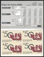 Refugee aid stamp-booklet, Menekült segély bélyegfüzet
