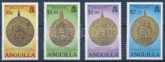 2007 Keresztény amulettek sor Mi 1201-1204