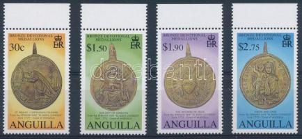 Christian amulets margin set Keresztény amulettek ívszéli sor