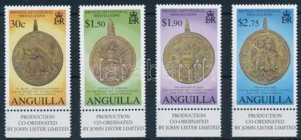Christian amulets margin set, Keresztény amulettek ívszéli sor