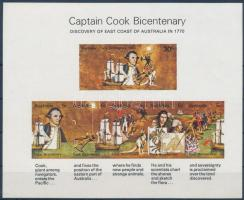 Cook Captain block, Cook kapitány blokk