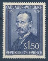 Carl Freiherr Auer Ritter von Welsbach, Carl Freiherr Auer Ritter von Welsbach