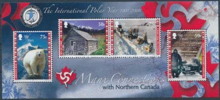 Polar Year block, Sarkvidék év blokk