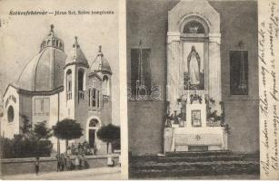 Székesfehérvár, Jézus Szent Szíve temploma, belső