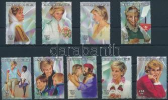 Princess Diana set, Diana hercegnő sor