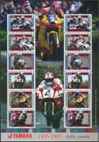 Yamaha Motorcycle Championship complete sheet, Yamaha motorkerékpár bajnokság teljes ív